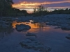 Frio River at Sunset - © Al Perry